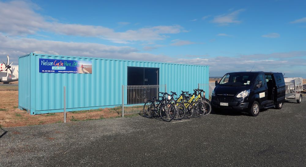 Nelson Cycle Hire